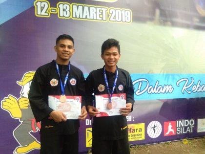 Mahasiswa Akuntansi 2016 Ikut Serta Dalam Kejurnas Pencak Silat Yogyakarta Championship 5 2019