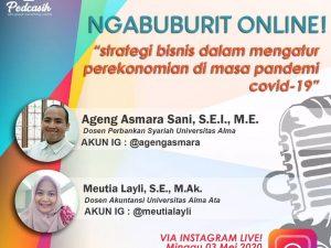 Ngabuburit Online 2020
