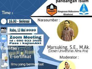 Seminar Nasional Akuntansi dalam Perspektif Islam